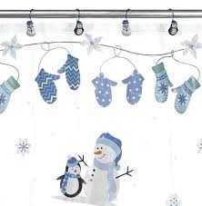 christmas shower curtain set vinyl sets and rug . Christmas Shower Curtain Set Curtains Bath \u2013 BingoWings