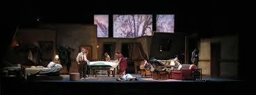 Diary Of Anne Frank Set Design The Diary Of Anne Frank Carolyn Mraz