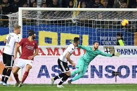 Parma – Roma, Ottavi Finale Coppa Italia