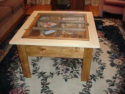 coffee table shadow box plans woodplans shadow box coffee table with drawers