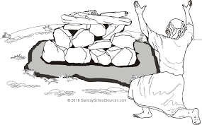Small Picture Stunning Elijah Bible Story Coloring Pages Photos New Printable
