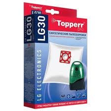 Topperr Синтетические <b>пылесборники</b> LG30 4 шт. от 449 р ...