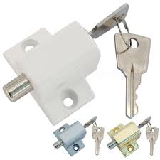 sliding door bolt.  Door Sliding Patio Door Or Window Lock Security Locking Push Catch Bolt 2 Keys Throughout B