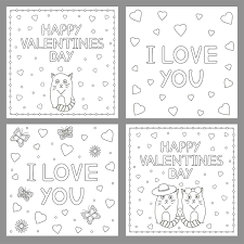 Free printable valentine's day coloring pages. Valentine S Day Coloring Pages Heart Love Themed Coloring Pages For Kids Adults Printables 30seconds Mom