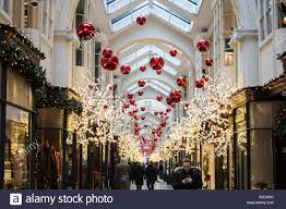 Burlington Christmas Lights 2018 London Uk 19th Nov 2018 The Iconic 19th Century
