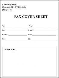 Free Fax Cover Sheet Template Pdf Word Google Docs Faq