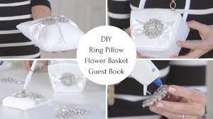 How to make flower girl basket