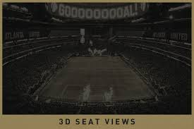 Atlanta Falcons Seating Chart 3d Club Seats Atlanta United Fc