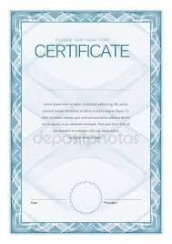Стоковые векторные изображения Дипломы depositphotos® Современный шаблон свидетельства Стоковый Вектор