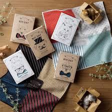 nice cats handkerchief pe gift wedding ceremony wedding banquet party thanks premium small present