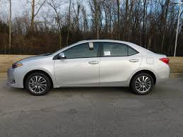2018 New Toyota Corolla XLE CVT at Fayetteville Autopark, IID 17162331