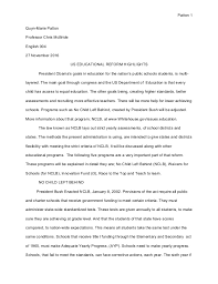 education reforms essay example for reforming education  reforming education essay topics
