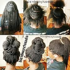 Crochet Braids Braiding Pattern Gorgeous Explore Photos Of Crochet Braid Pattern For Updo Hairstyles Showing