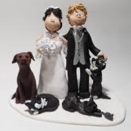 Family Pet Cake Toppers Totally Topperscom
