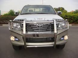 5 Units Of 2015 Toyota Hilux Double Cabin 4X4 off-roader for Sale ...