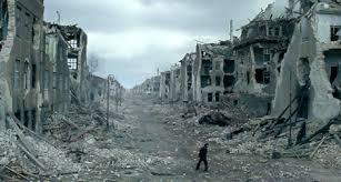 Resultado de imagen de paisajes gratis desolados por la guerra