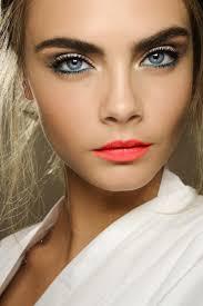cara turquoise eyeliner