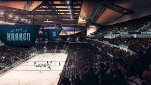 Seattle Kraken to take the ice in 2021 ...