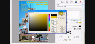 Flyer Creator Software How To Make Easy Flyers In Easy Flyer Creator Software