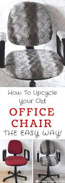 25+ unique Office chair makeover ideas on Pinterest   Red office ...