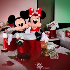 Disney Christmas In-Room Celebration- Disney Floral and Gifts