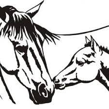 quarter horse head clip art.  Horse Horse Head Quarter Horse Clip Art Picture Vectory Inside Quarter Head Clip Art