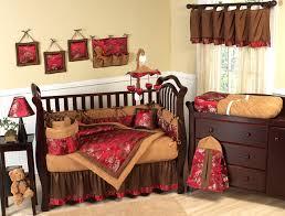 Oriental garden asian baby bedding