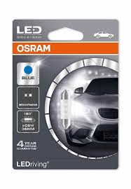 Osram Interior Lighting Amazon Com Osram C5w Led 269 12v 36mm Festoon Retrofit