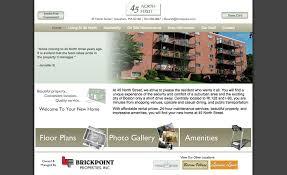 Apartment Website Design Best 48northstreetapartments Onpoint Web Design