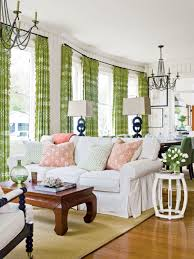 Bright and Colorful Rooms - Coastal Living