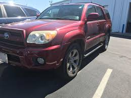 2007 toyota 4runner vehicle photo in princeton in 47670