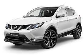 2017 Nissan Qashqai TI (4x2), 2.0L 4cyl Petrol Manual, SUV