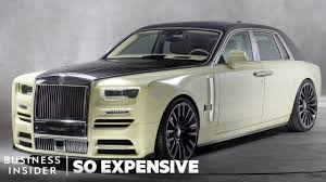 Why <b>Rolls</b>-<b>Royce</b> Cars Are So Expensive | So Expensive - YouTube