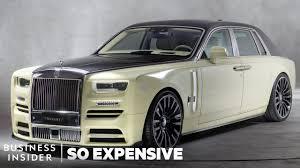 Why <b>Rolls</b>-<b>Royce</b> Cars Are So Expensive