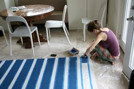 hand paint rugs 5