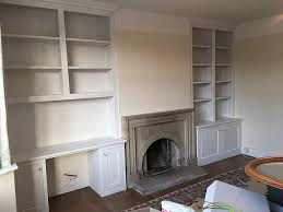 alcove office. Bespoke Alcove Cabinets And Office Desk H