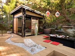 Backyards Design Style