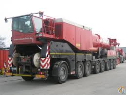 Demag Ac500 2 Load Chart Demag Ac 500 2 2011 Crane For Sale On Cranenetwork Com