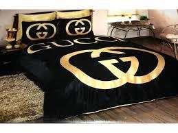 black and gold bedding bedding set satin duvet set black black white and gold bedding sets