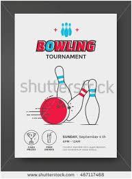 Bowling Fundraiser Flyer Template New Bowling Fundraiser