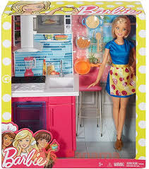 игровой набор barbie mattel quot цветной сюрприз quot