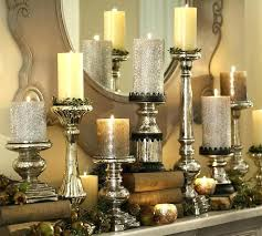 candle holders for fireplaces candles fireplace insert log
