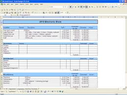 Budget Tracker Template Budget Spreadsheet Templateree Personal Excel Emergentreport