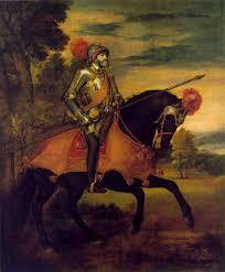 ian emperor charles v at mühlberg
