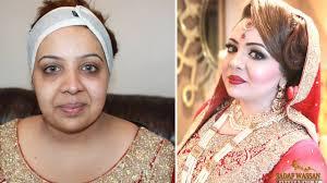 smart bridal look after bridal makeup video dailymotion