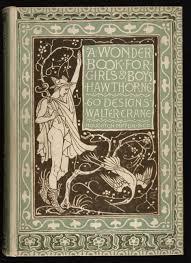 a wonder book for s boys hawthorne s