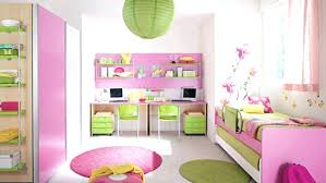 Pink And Green Girls Room Pink And Green Girls Room Stripes And