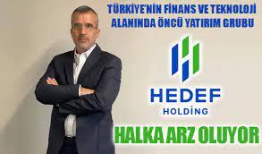 Hedef Holding halka arz oluyor haberi - BorsaGündem.com