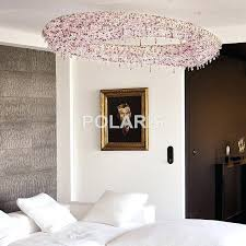 lead crystal chandelier modern luxury led lead crystal chandelier lighting large hanging light lamps for villa dining room home hotel decoration in