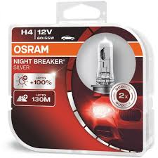 OSRAM Night Breaker Unlimited 9003 (HB2/H4) Lamps ...